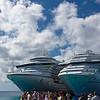 Cruise Ships, St. Maarten