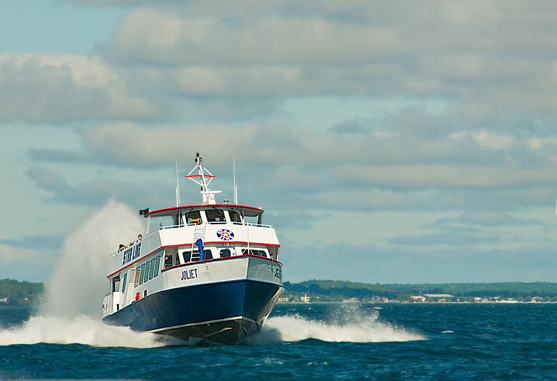 Mackinac Island Ferry, Mackinac Island, Michigan
