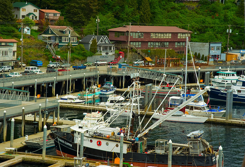 Port of Ketchikan, Alaska