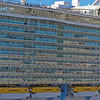 Cruise Ship, St. Maarten, Reflection of Ruby Princess