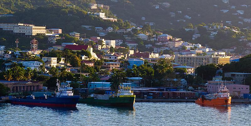 Harbor, St. Thomas,U.S. Virgin Islands