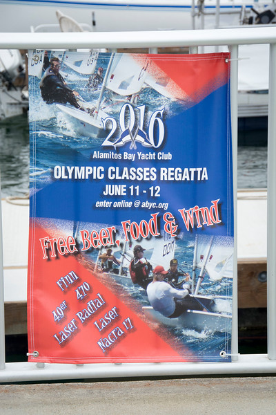 2016 Olympic Classes Regatta at ABYC