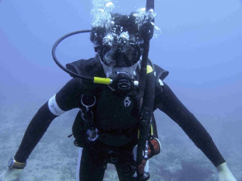 Diver Travis