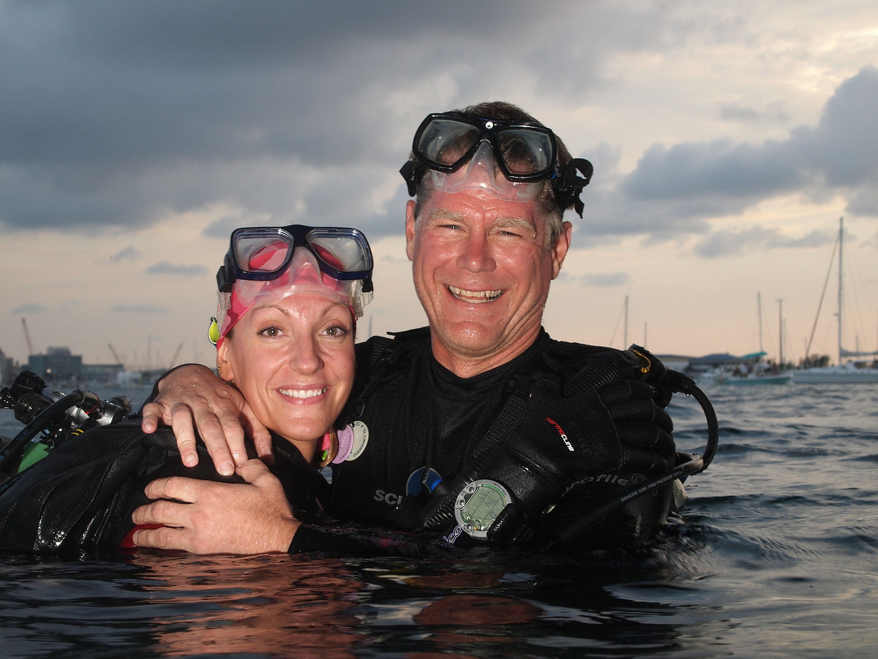 Divers Andy-Darlene  BHB 50412