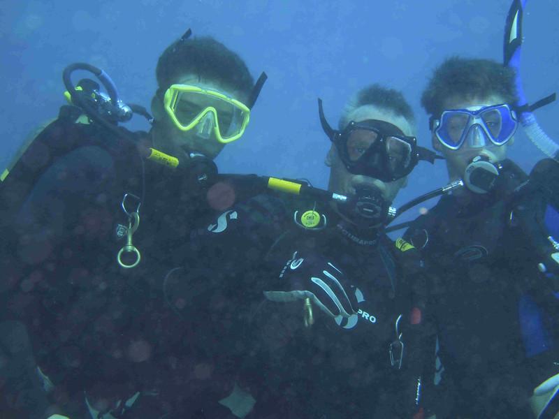 Divers Wojhas Family BHB50412