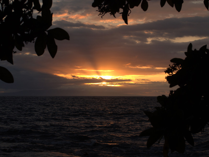 Last vestages of sunset...
