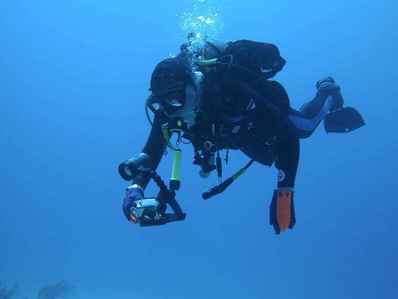 Diver JT