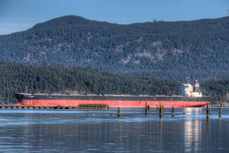 """Cowichan Bay Oceanscape - Cowichan Bay, Vancouver Island, BC, Canada Please visit our blog """"<a href=""""http://toadhollowphoto.com/2015/02/17/thank-god-its-friday-cowichan-bay/"""">Thank God It's Friday</a>"""" for the story behind the photo."""