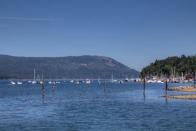 Cowichan Bay Marina - Cowichan Bay, BC, Canada