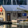 Genoa Bay Marina Dock - Genoa Bay Marina, Cowichan Valley, Vancouver Island, BC, Canada