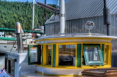"""Genoa Bay Marina - Cowichan Valley, BC, Canada Visit our blog """"Admiring Boats"""" for the story behind the photo."""