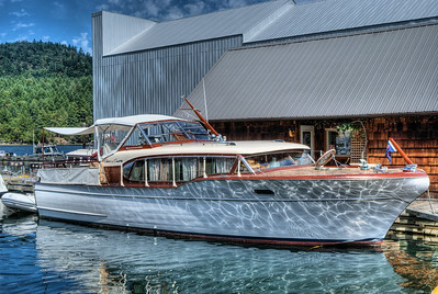 "Genoa Bay Marina - Cowichan Valley, BC, Canada Visit our blog ""Admiring Boats"" for the story behind the photo."