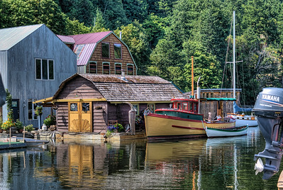 """Genoa Bay Marina - Cowichan Valley, BC, Canada Visit our blog """"Sunday Afternoon At The Marina"""" for the story behind the photos."""