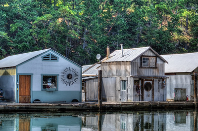 """Genoa Bay Marina - Cowichan Valley, BC, Canada Visit our blog """"Tranquility"""" for the story behind the photo."""
