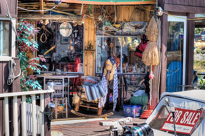 """Genoa Bay Marina - Cowichan Valley, BC, Canada Visit our blog """"Beware Of Pirates"""" for the story behind the photo."""