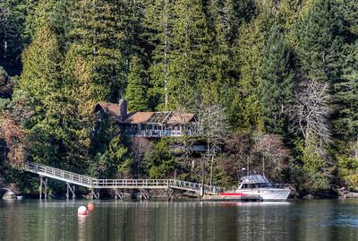 Genoa Bay - Cowichan Valley, BC, Canada