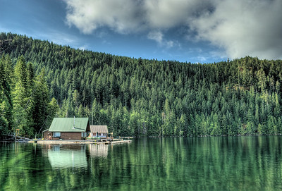 "Great Central Lake - Vancouver Island, BC, Canada Visit our blog ""Controversy On Great Central Lake"" for the story behind this photo."