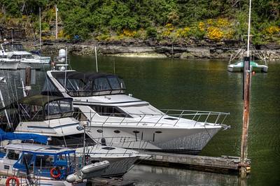 Wooden Boat Festival - Maple Bay Marina, BC, Canada