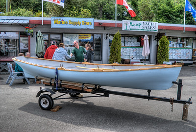 """Classic Boat - Wooden Boat Festival - Maple Bay Marina, BC, Canada Visit our blog """"Let's Go Fishin'!"""" for the story behind the photos."""