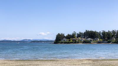 Ocean View - Sidney, Vancouver Island, British Columbia, Canada