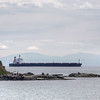 Freighter - Vancouver Island, BC, Canada
