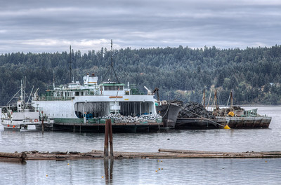 Boat - Vancouver Island, British Columbia, Canada