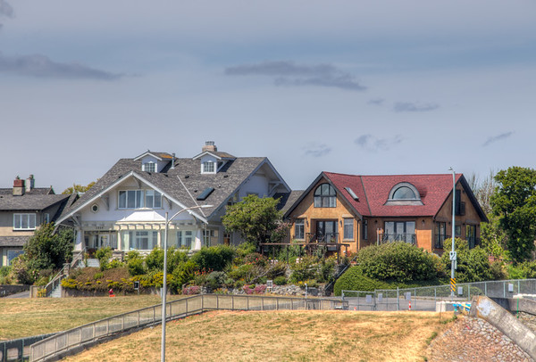 Seaside Homes - Victoria, Vancouver Island, BC, Canada