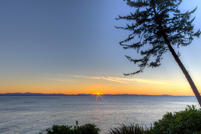"""A Beautiful Ocean View - Vancouver Island, BC, Canada Visit our blog """"A Sunset For The Ages"""" for the story behind the photo."""