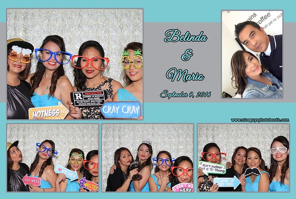 Mario & Belinda Wedding - 09.09.16
