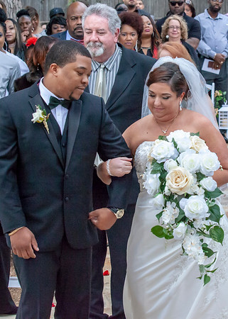 Mario & Leslie Williams Wedding