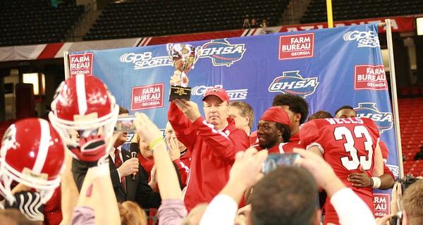 MCHS 2013 State Championship