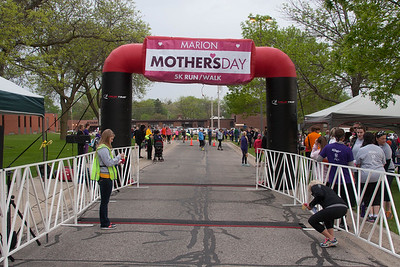 Marion Mother's Day 5k