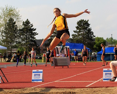 Marion Track & Field Girls Regionals 5-22-18