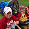 Dylan is a big 3rd grader, so he is a pro at field day now...