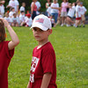 Logan's 1st Field Day!