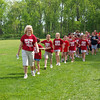 Mrs. Kowalczyk leading the way...