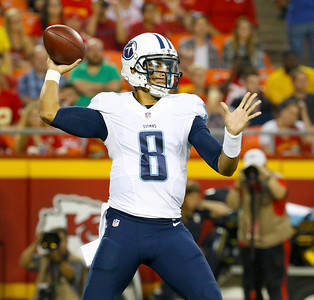 Tennessee Titans vs. Kansas City Chiefs at Arrowhead Stadium in Kansas City on August 28, 2015. Photos by Donn Jones Photography