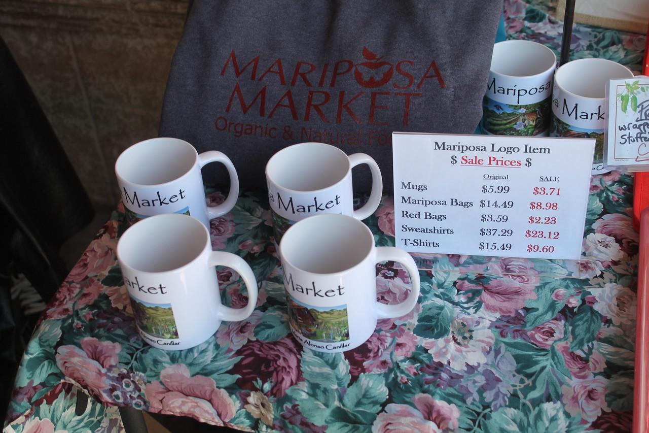 Mariposa Market anniversary