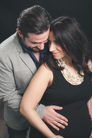 Marisa & Donato Maternity Session