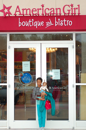 American Girl Boutique & Bistro at Northpoint Mall