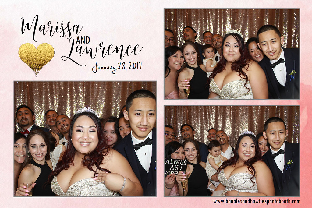 Marissa & Lawrence Wedding