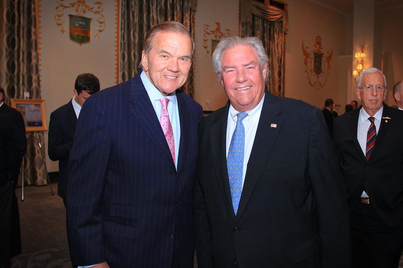 Honorable Thomas J. Ridge and Boysie Bollinger