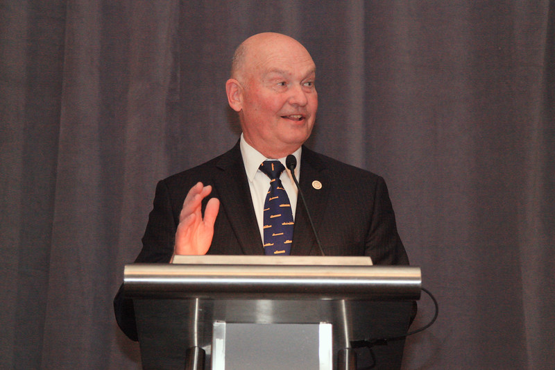 RADM Mark H. Buzby, USN (Ret.)