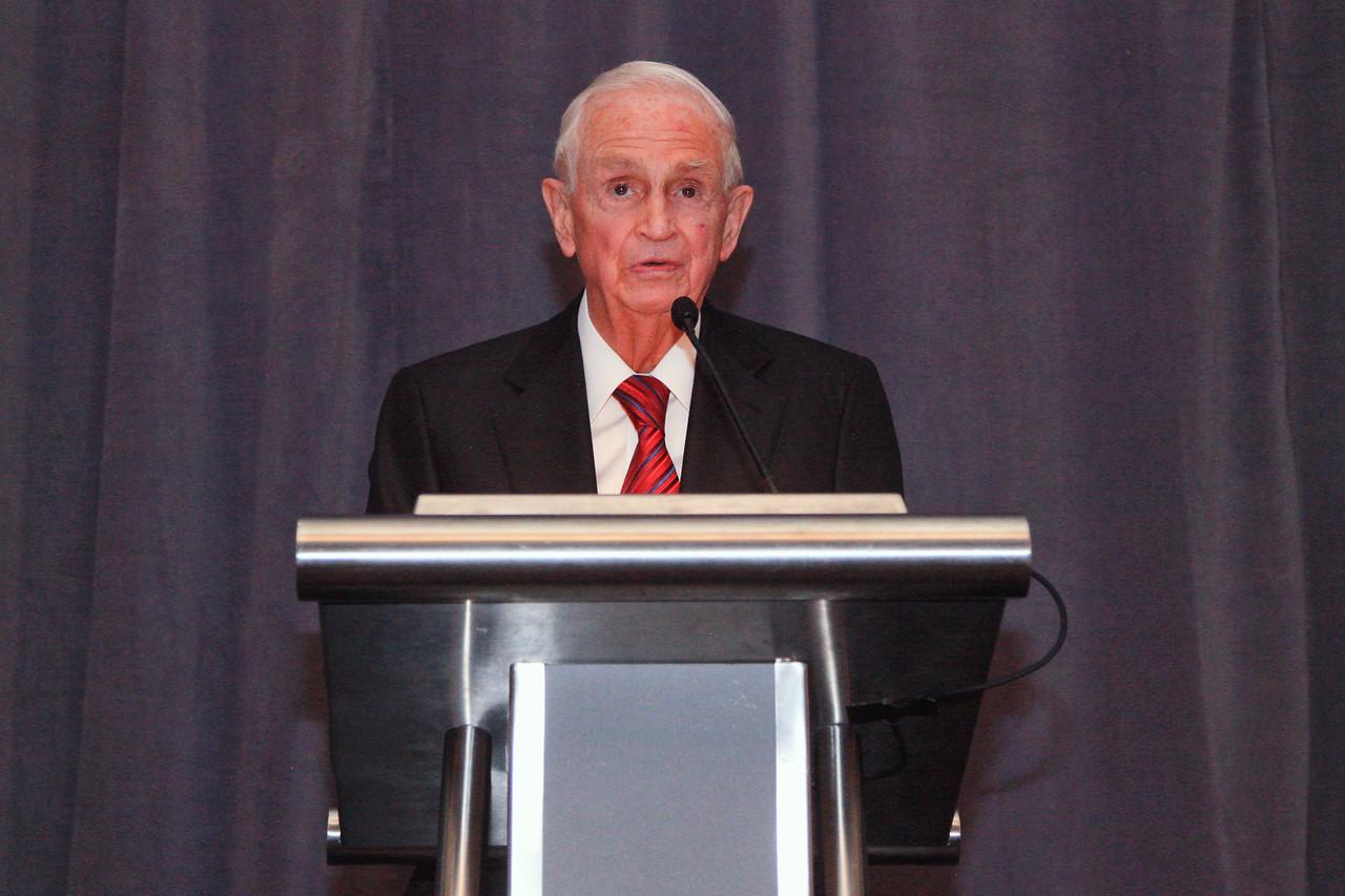 Honoree J. W. Marriott Jr.