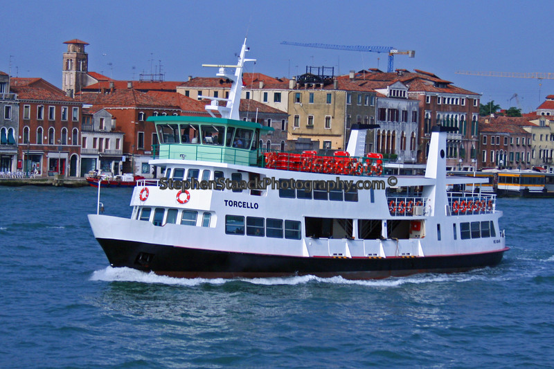 Ferry Boat, Grand Canal, Venice, Italy