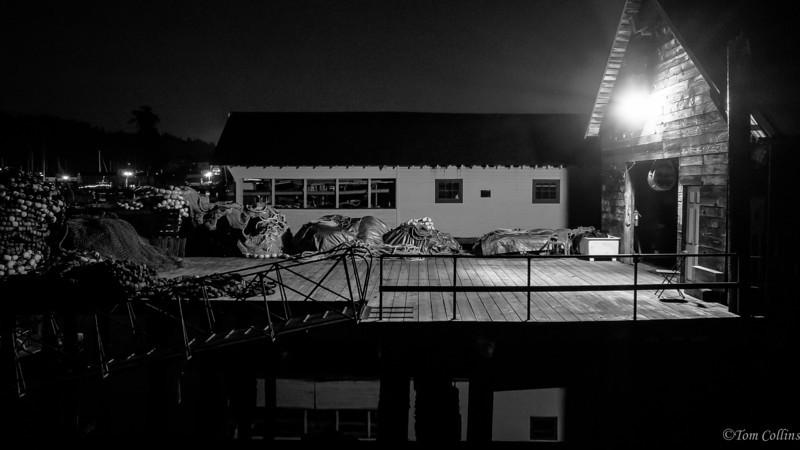 Gig Harbor, Washington Net Shed