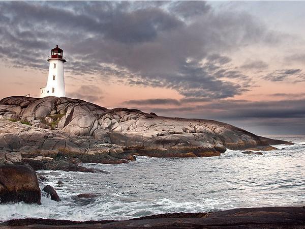 P_LighthouseatDawn_RickSchmidt