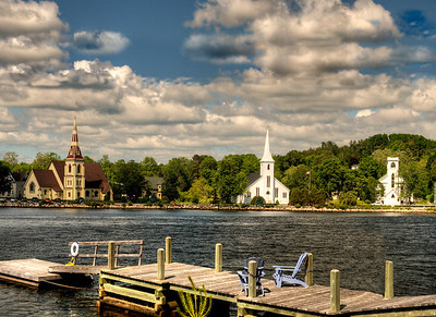 85079  churches Mahone Bay