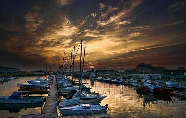 Summerside Sunset-