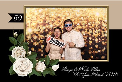 Marjoe & Nenita Pablico 50 Years Blessed